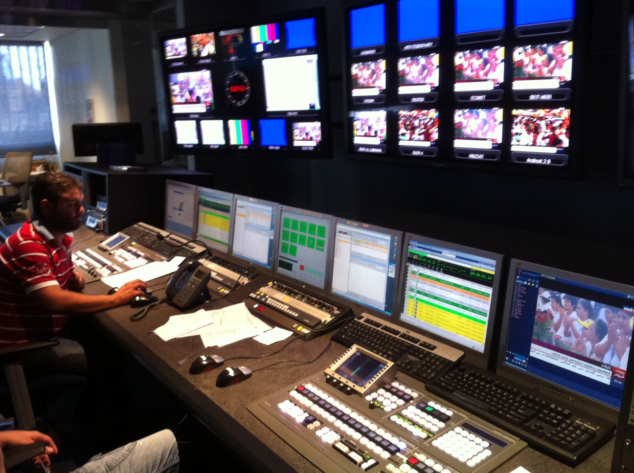 Etere Automation For Murr Tv