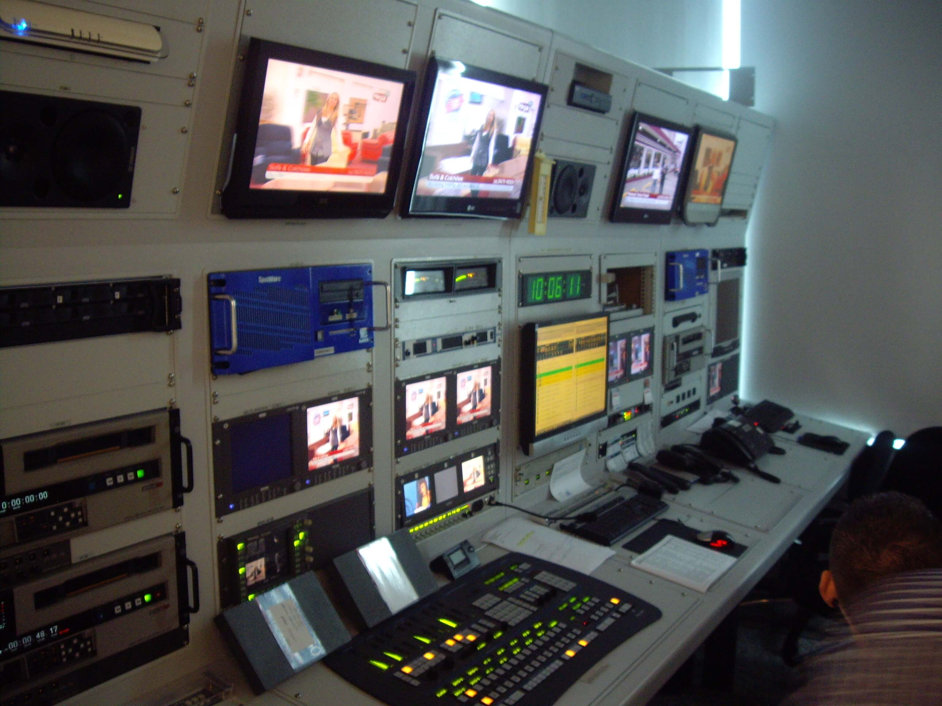 A Fully Etere Tapeless Workflow For Mixtv