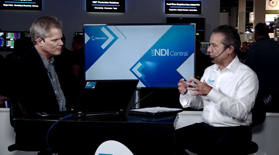 Interview with Etere at NewTek NDI Central Live 2018
