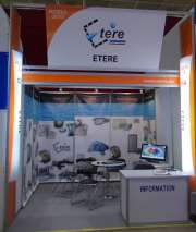 Etere exhibition at KOBA 2012